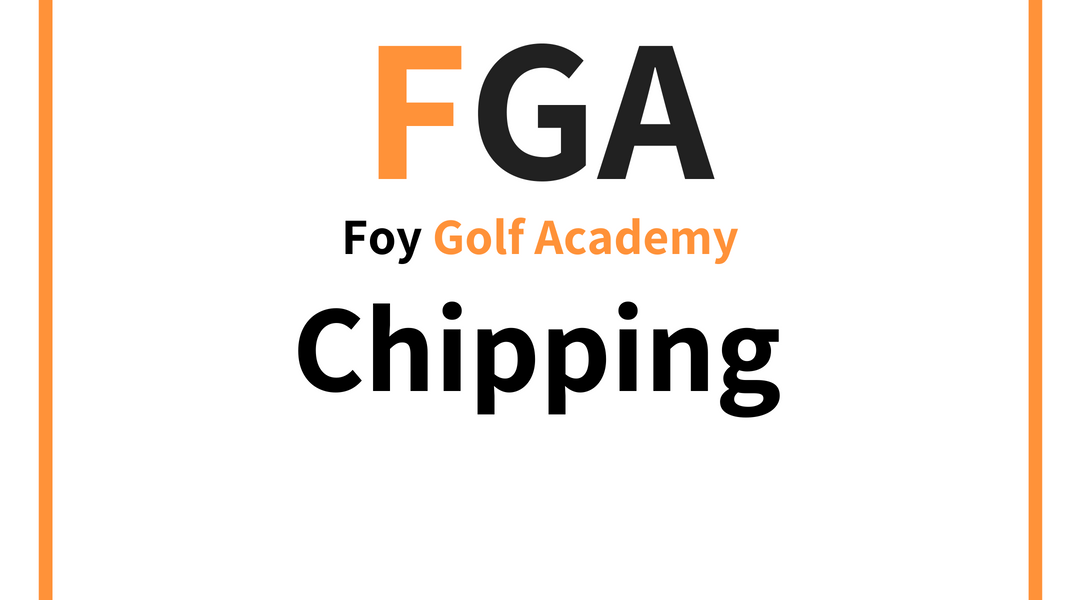 golf chipping tips