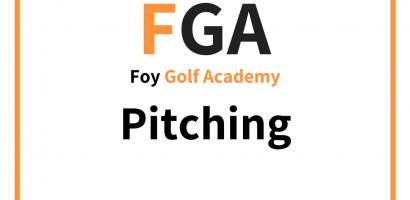 golf pitching