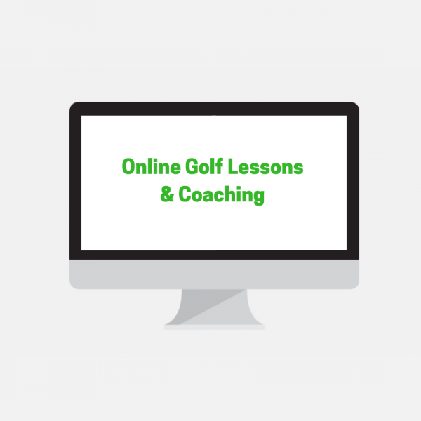 online golf coaching